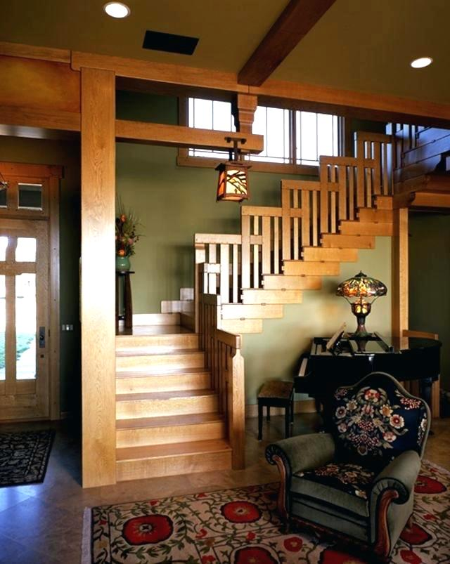 craftsman-decor-interior-design-stairway-inspired-by-and-s ...